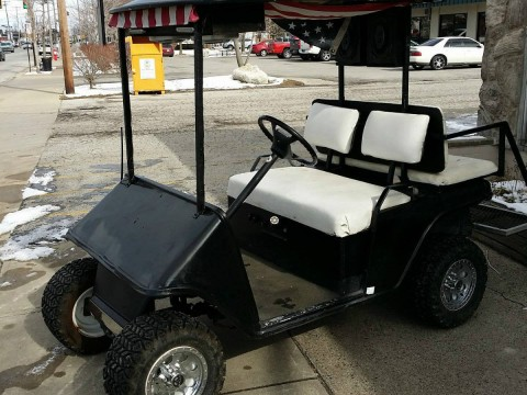 1984 EZGO Golf Cart Gas for sale