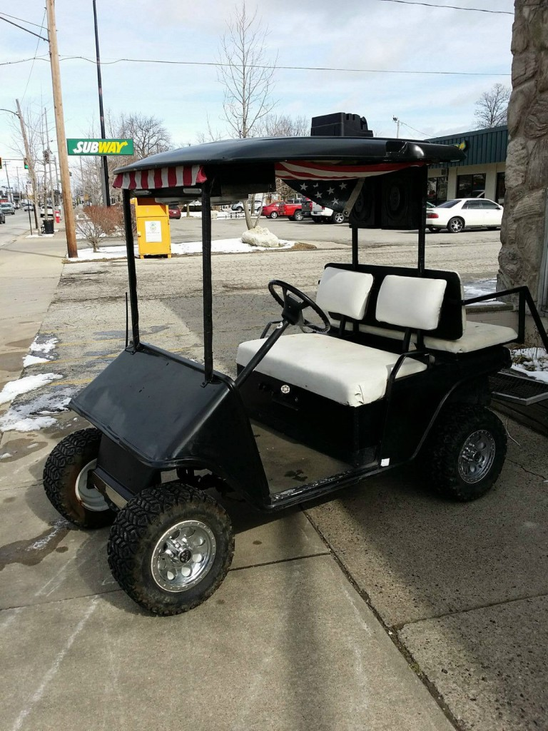 1984 EZGO Golf Cart Gas