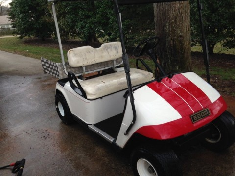 1995  Ezgo golf cart gas for sale