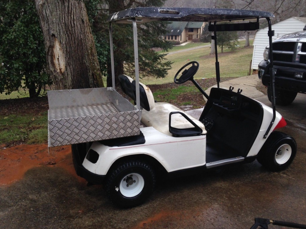 1995  Ezgo golf cart gas