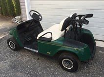 2000 EZGO TXT Electric Golf Cart With 6 NEW BATTERIES!!! for sale