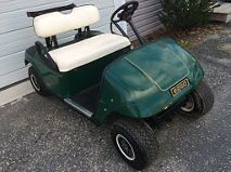 2000 EZGO TXT Electric Golf Cart With 6 NEW BATTERIES!!!
