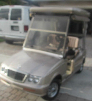 2001 Western Elegante 300 Golf Cart for sale