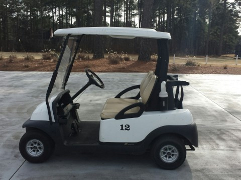 2007 Club Car Precedent golf cart for sale