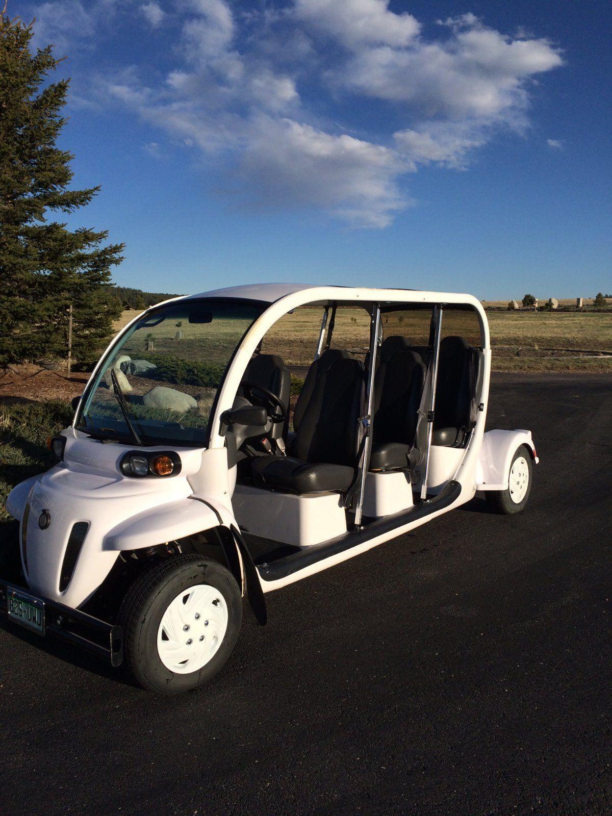 2007 GEM E6 Six Passenger Electric Golf Cart Great ...