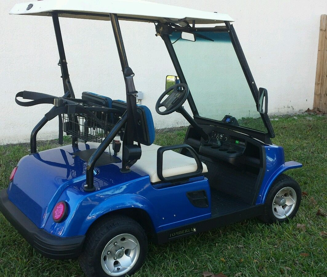 2008 tomberlin golf cart for sale for Yamaha golf cart dealers in florida