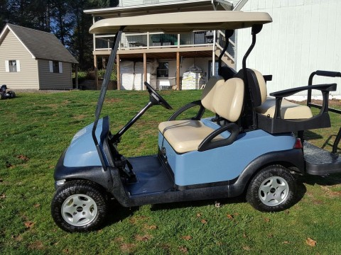 2010 Club Car Precedent 4 Passenger golf cart for sale