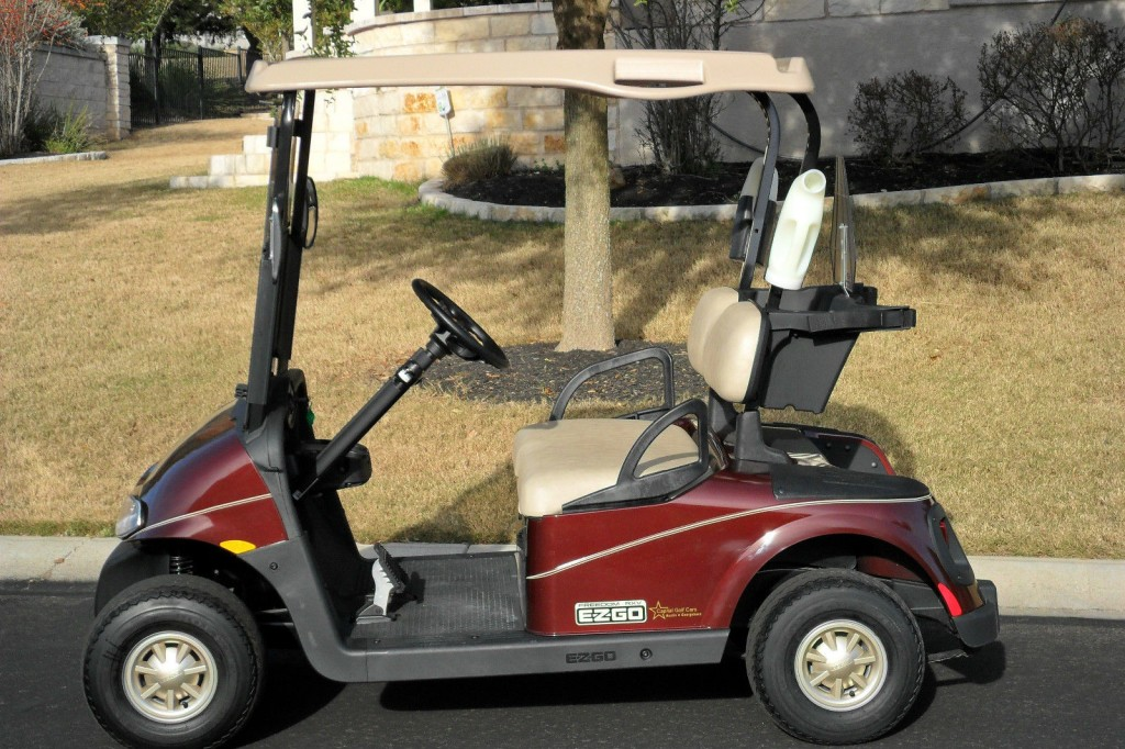 2011 Ezgo Rxv 48 Volt Elec Golf Cart For Sale