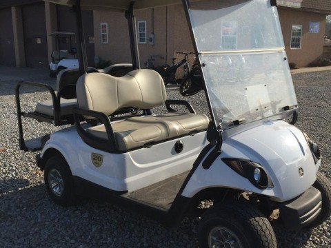 2012 Yamaha 48v Electric golf cart for sale