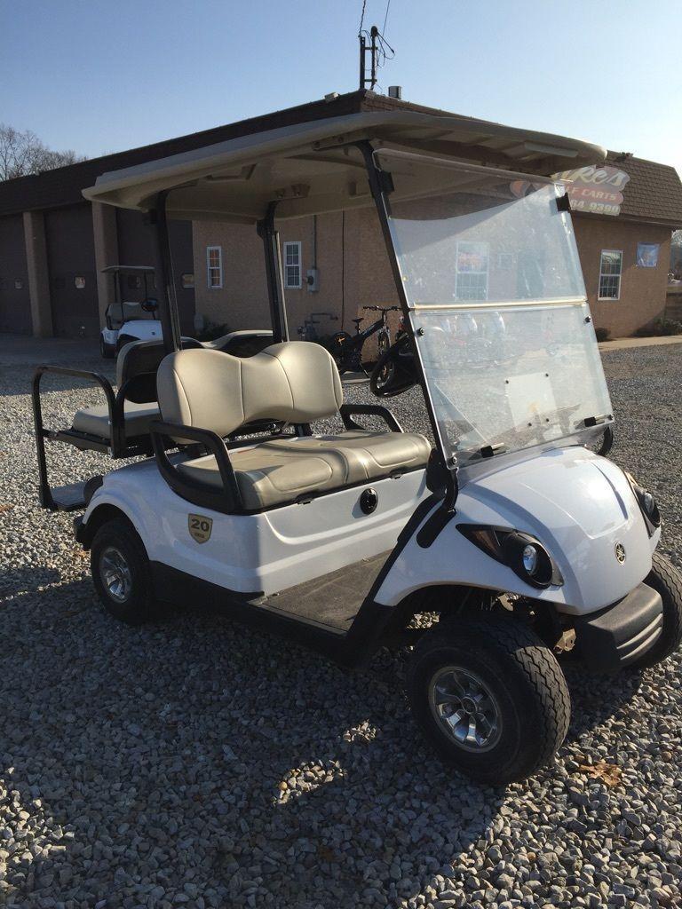 Electric Golf Cart Batteries >> 2012 Yamaha 48v Electric golf cart for sale