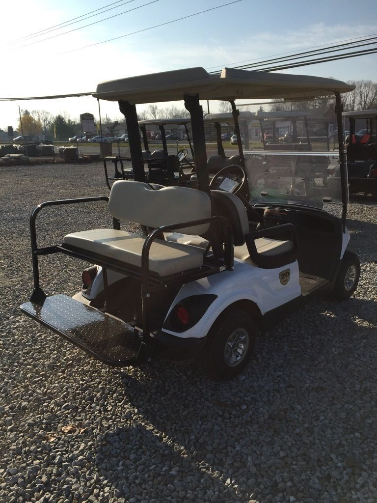 2012 Yamaha 48v Electric golf cart