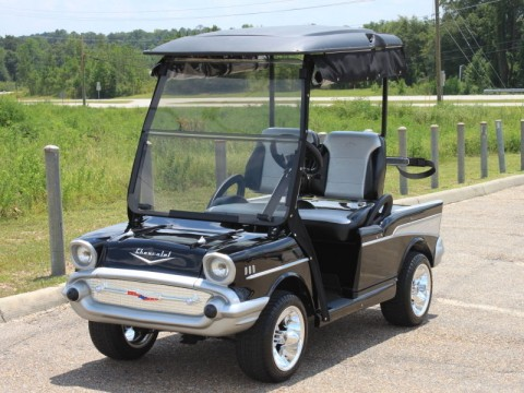 2014 Club Car Precedent 1957 Chevrolet Golf Cart *new* 48 Volt for sale