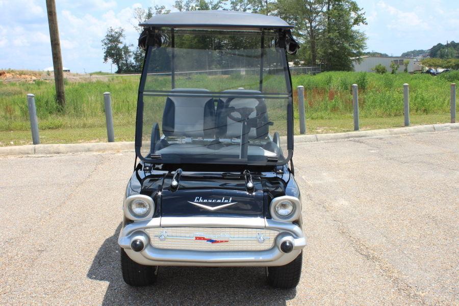2014 Club Car Precedent 1957 Chevrolet Golf Cart *new* 48 Volt
