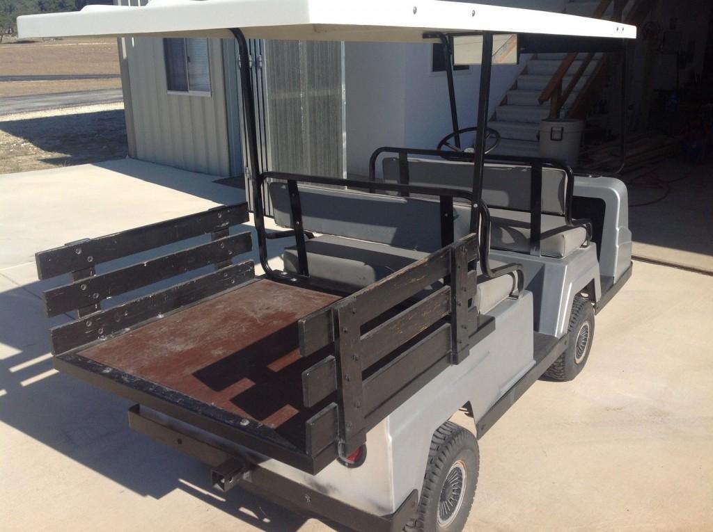 Ezgo Electric Golf Cart >> Cushman Golf Cart for sale