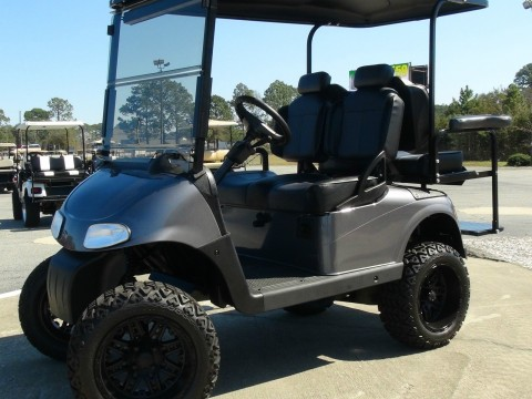 EZGO RXV GAS GOLF Cart/refurbished Custom / 4 Passenger / Custom HIGH BACK SEATS for sale