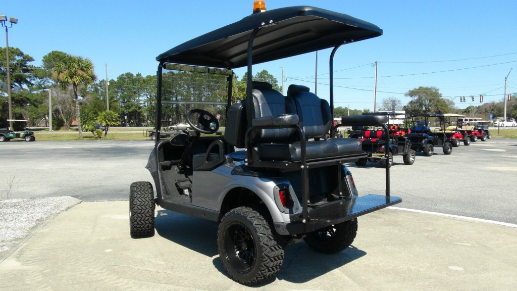 EZGO RXV GAS GOLF Cart/refurbished Custom / 4 Passenger ...