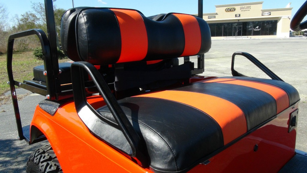 EZGO TXT GOLF Cart/ 48 VOLT Electric/ Refurbished Custom ...