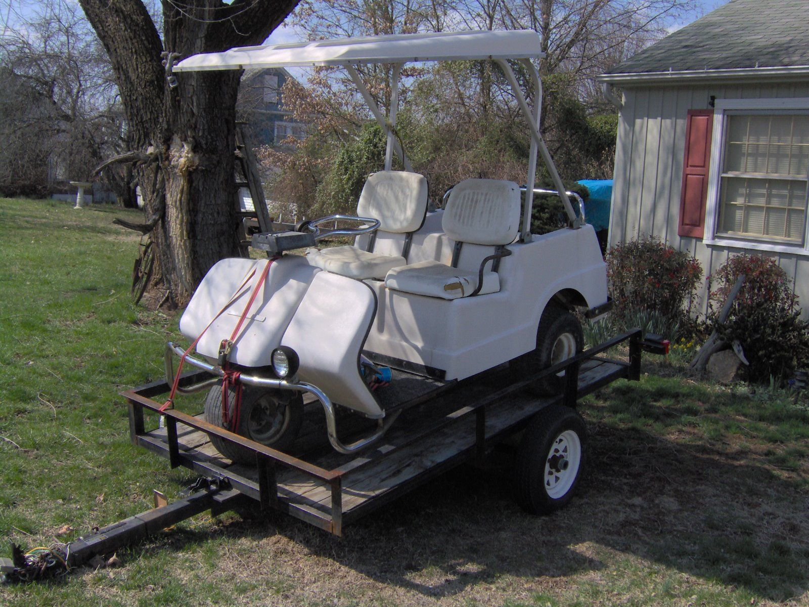 Harley-Davidson amf golf cart 1981 for sale