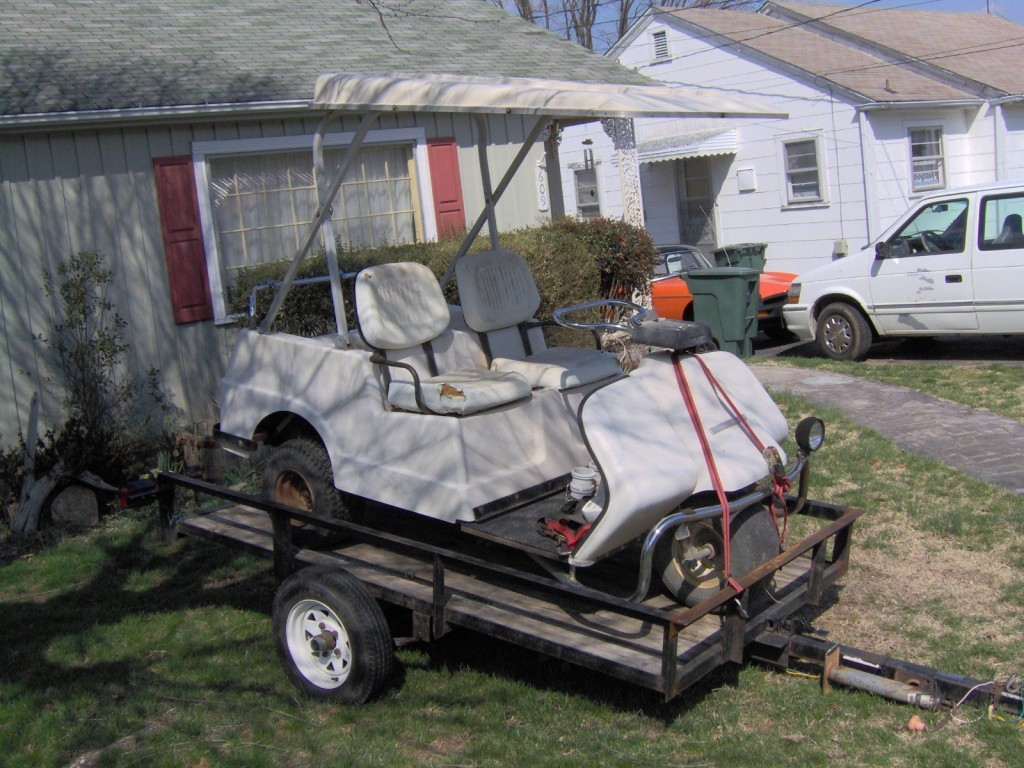 Harley Davidson Amf Golf Cart 1981 For Sale