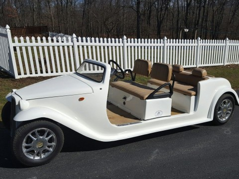 Very Nice 2006 ACG California Roadster 6 Passenger golf cart for sale