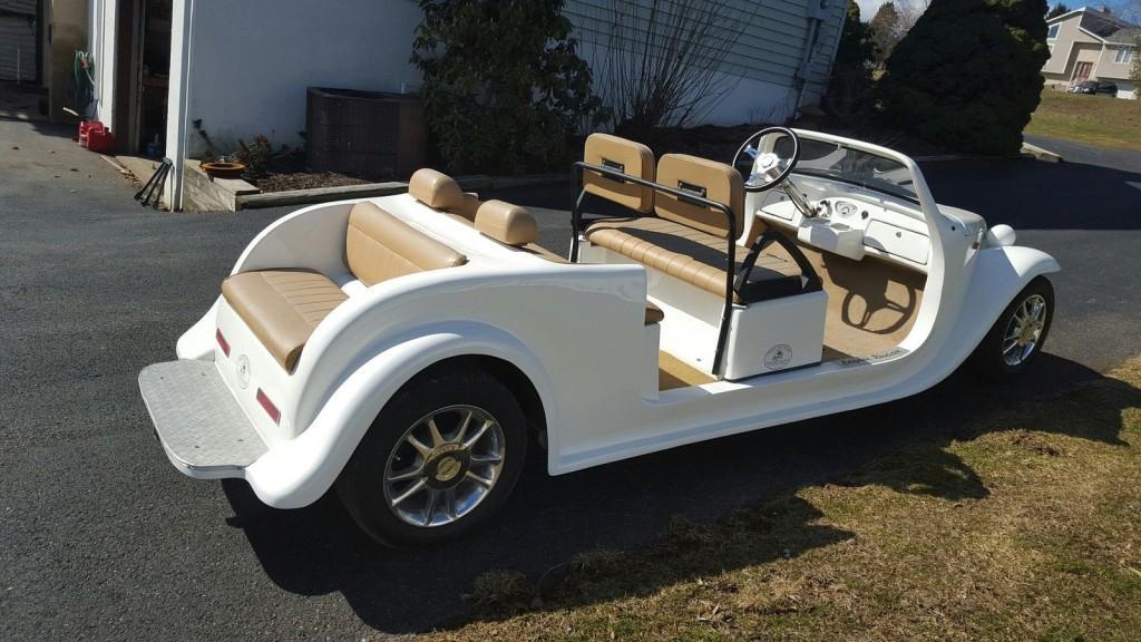 Very Nice 2006 ACG California Roadster 6 Passenger golf cart