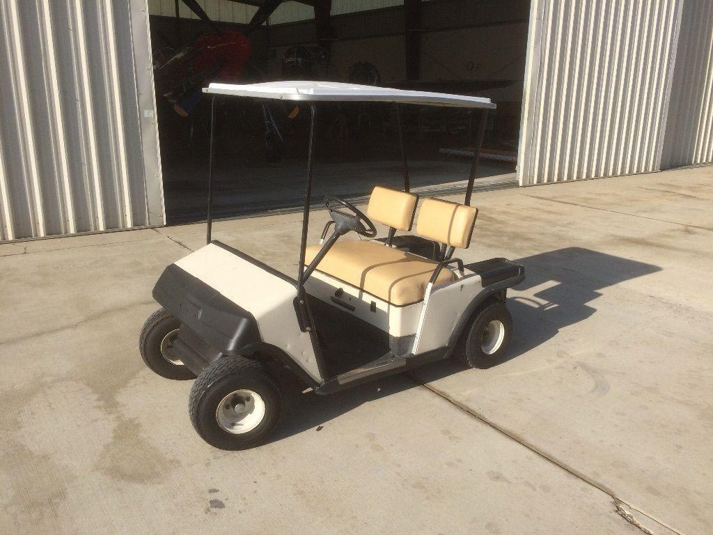 Electric Club Car Golf Cart For Sale