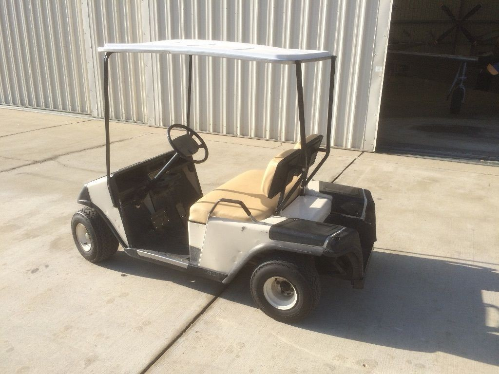 1989 EZ GO Marathon Golf Cart
