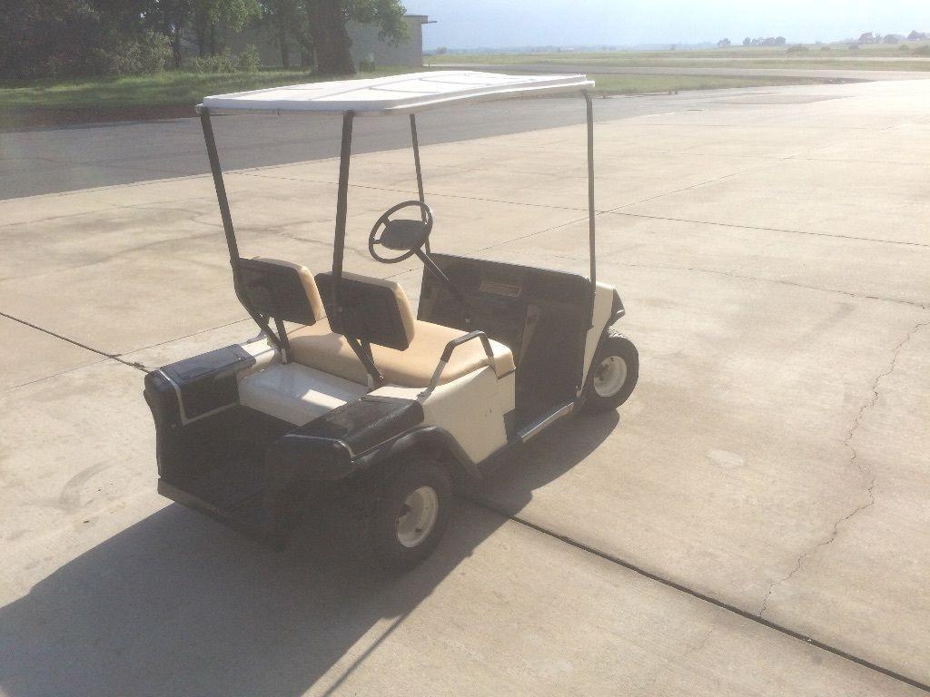 1989 EZ GO Marathon Golf Cart
