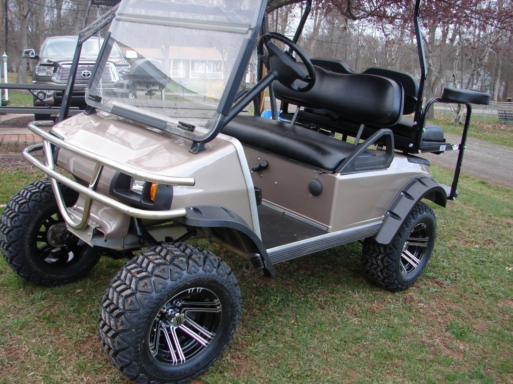 New Gas Club Car Golf Carts For Sale