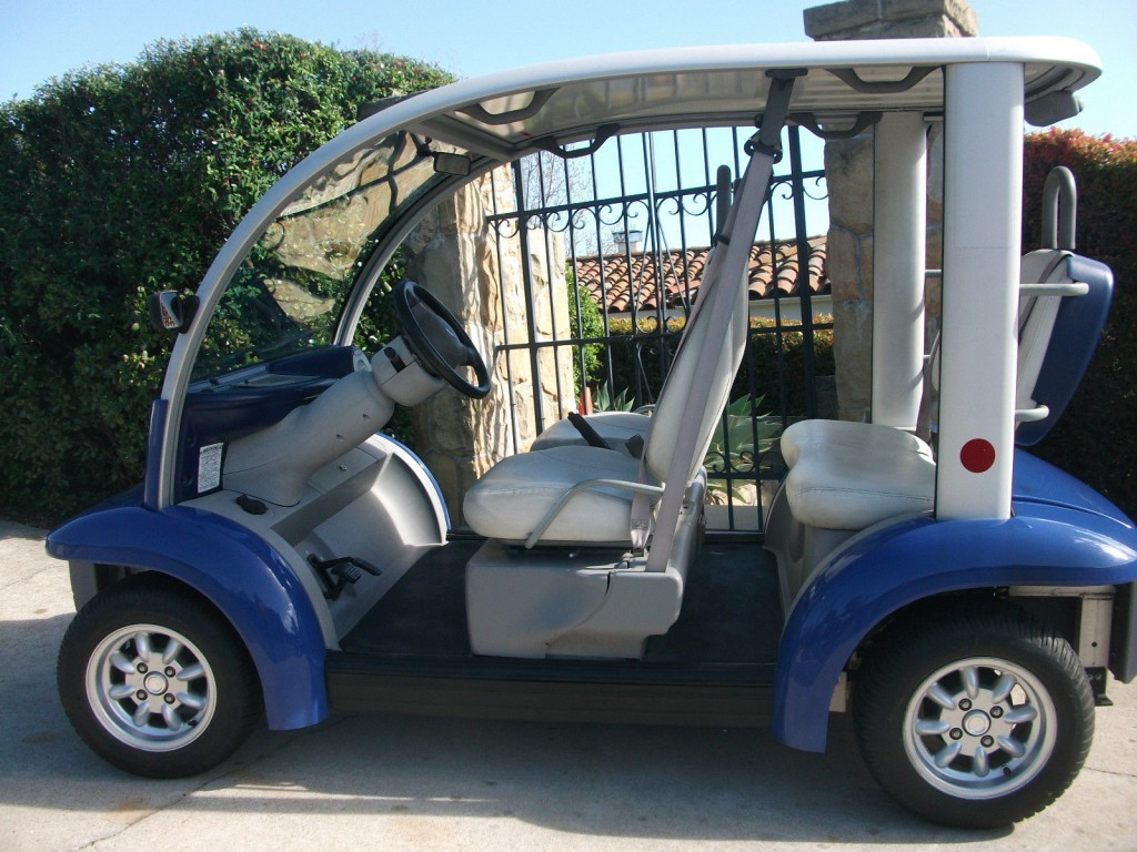 2002 Ford Think 4 Seater Street Legal