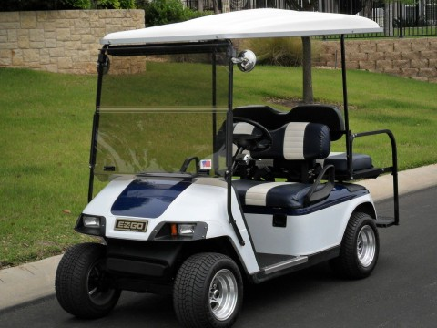 2003 E-Z-GO Electric Golf Cart for sale