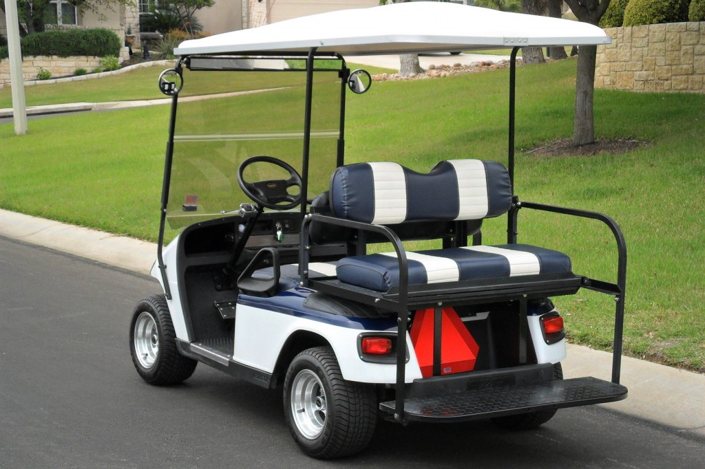 2003 E Z Go Electric Golf Cart For Sale