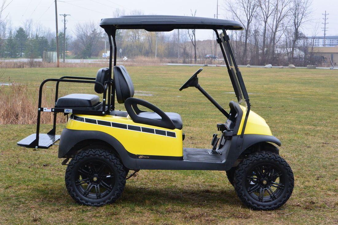 2006 Club Car Precedent 48v Golf Cart For Sale
