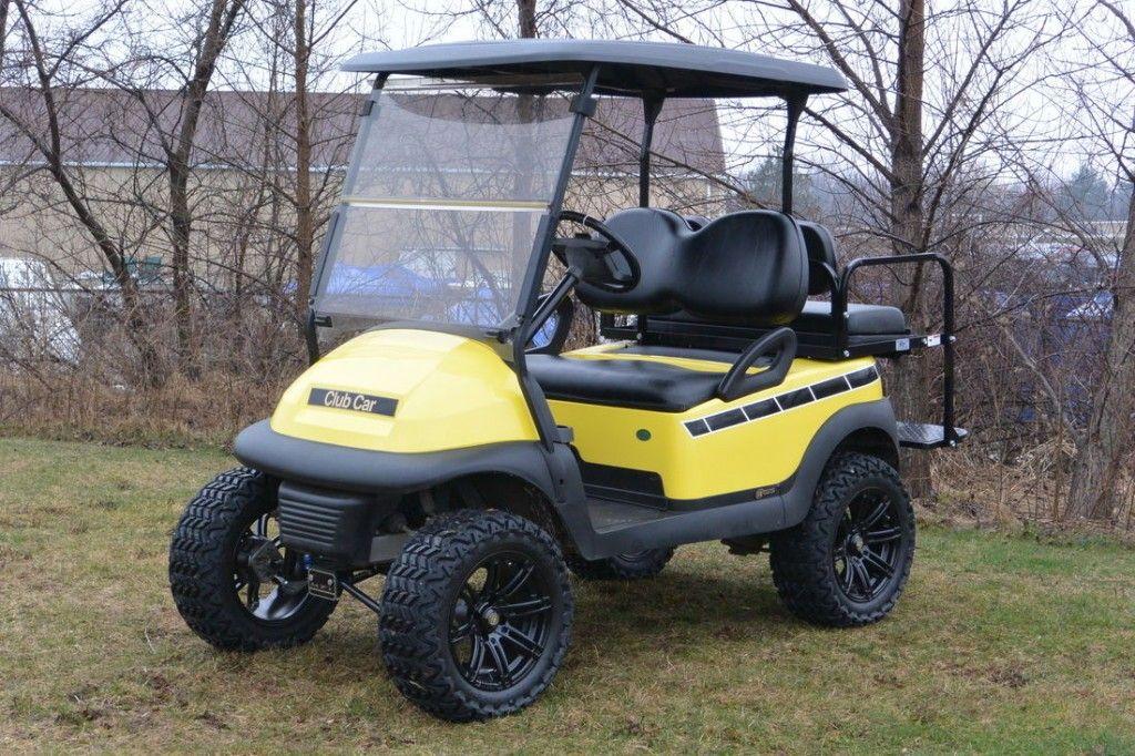 Club Car Precedent V Golf Cart For Sale X