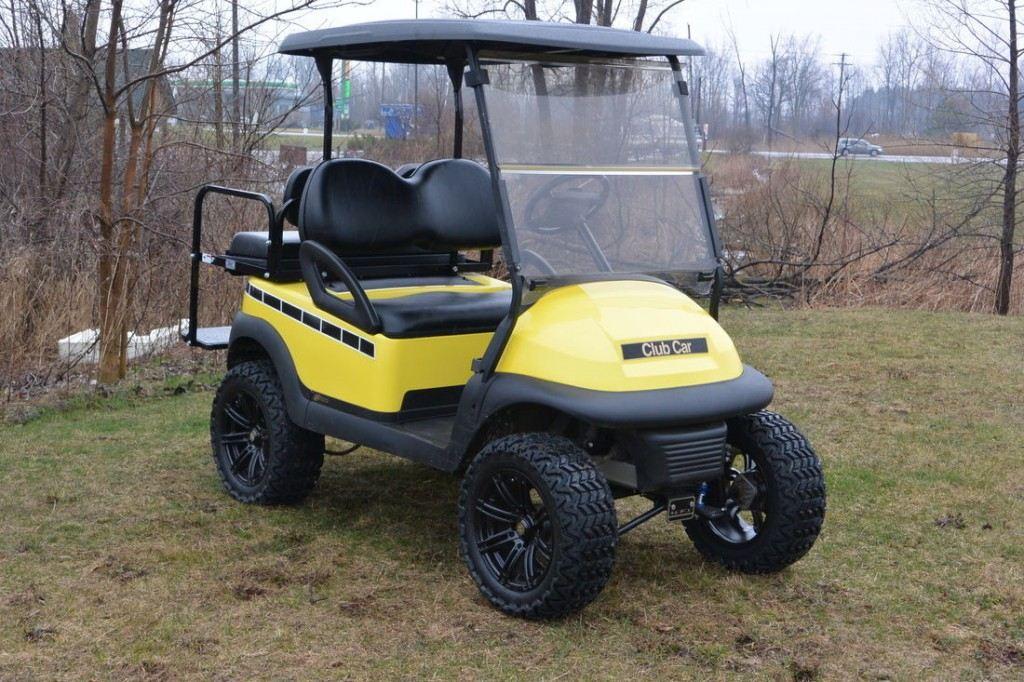 2006 Club Car Precedent 48V Golf Cart