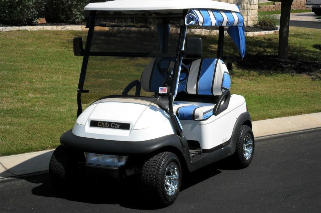 Club Car Precedent Batteries