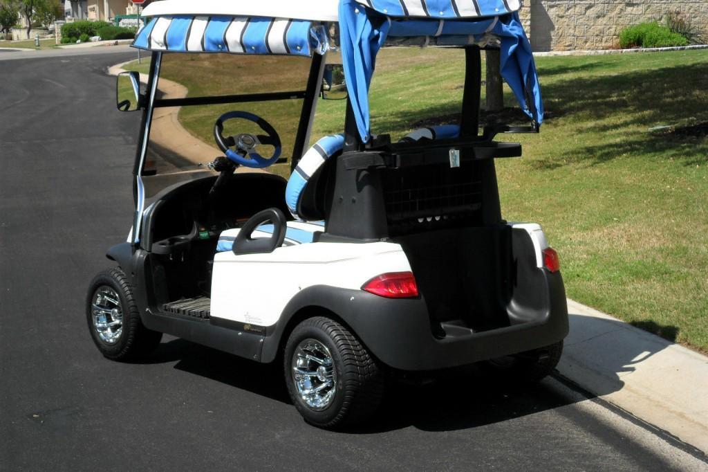 Club Car Precedent  Volt Golf Cart Battery