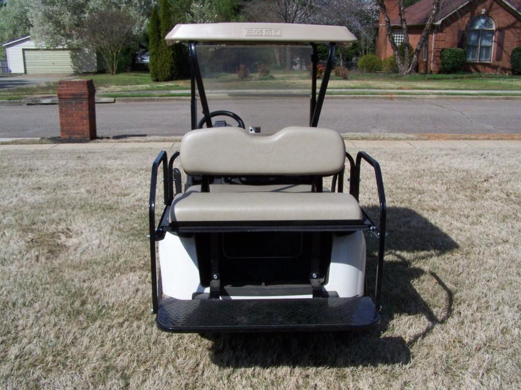 2009 E Z GO RXV Gas Golf Cart