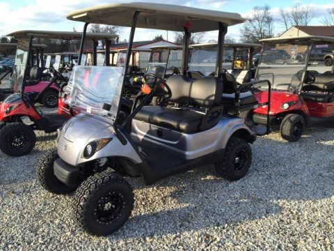 "2009 Yamaha 48v Electric golf cart 3"" Lift for sale"