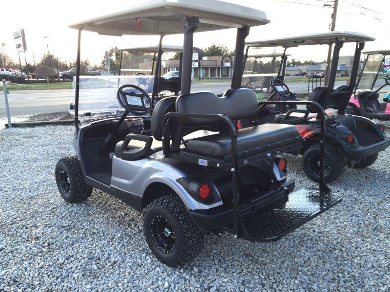 "2009 Yamaha 48v Electric golf cart 3"" Lift"