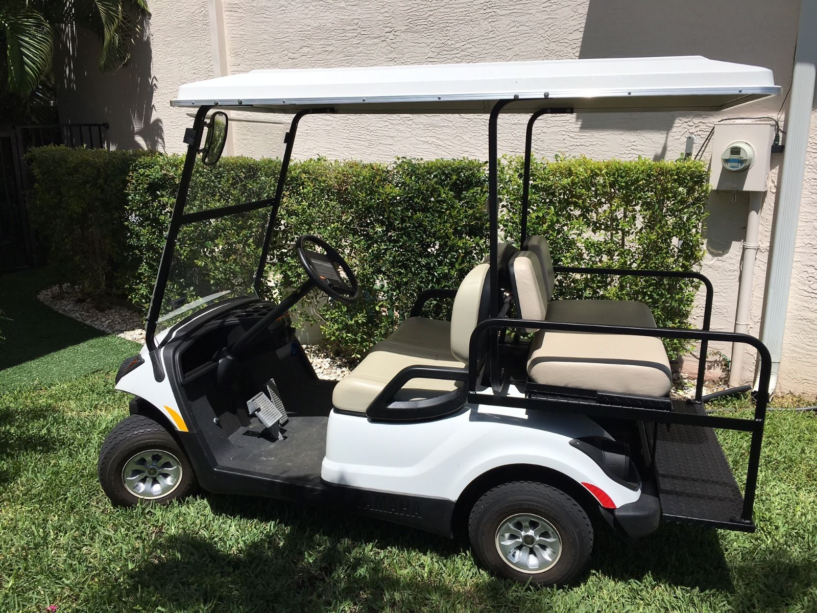2009 yamaha electric golf cart for sale On used yamaha electric golf carts