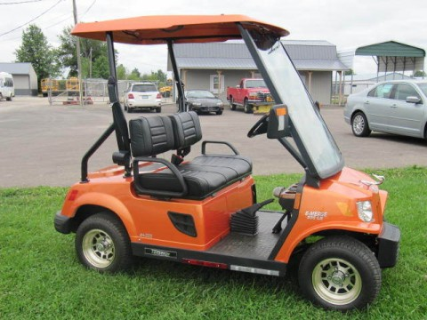 2010 Tomberlin E Merge 500 LE Street Legal ( Quick Golf Cart ) 48V for sale