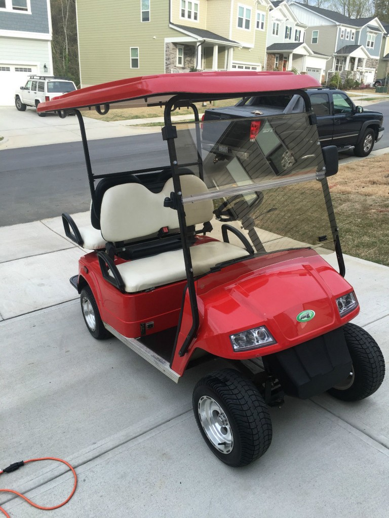 Ford Raptor For Sale >> 2010 Zone Electric Street Legal Cart for sale
