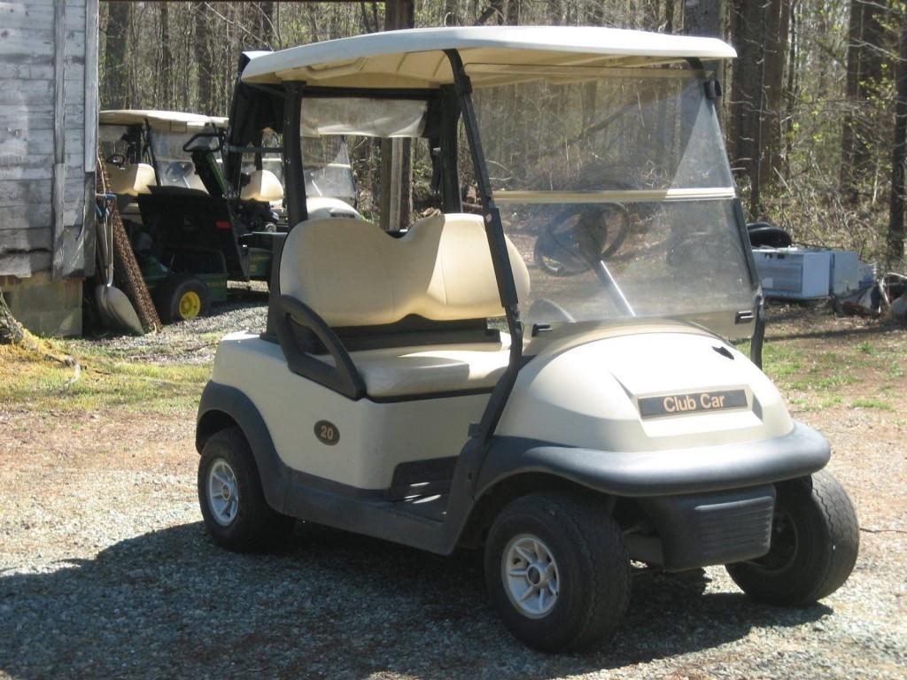 2011 Club Car Electric Golf Cart
