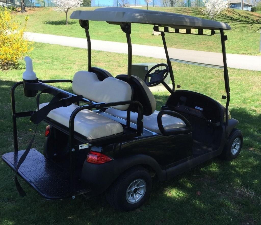 2011 Club Car Precedent 48v Golf Cart