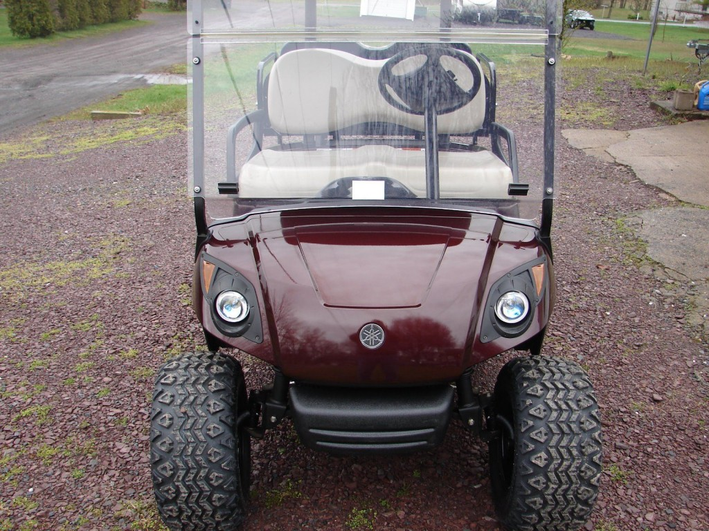 2012 Yamaha Drive G29 48V Electric Golf Cart