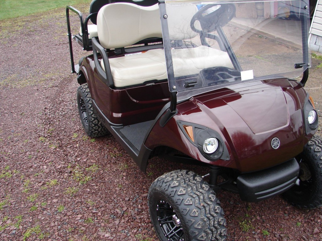 2012 Yamaha Drive G29 48V Electric Golf Cart for sale on 2015 golf carts, custom golf carts, 2016 yamaha go carts, 2016 club car golf carts, star golf carts,