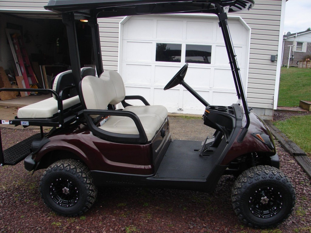 Lifted Yamaha Golf Carts For Sale
