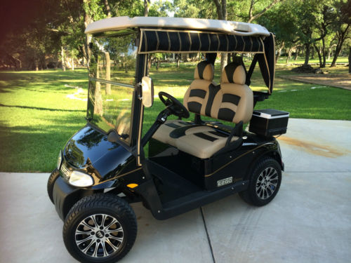 2014 EZ GO Golf Cart Golf Cart Electric 48 Volt