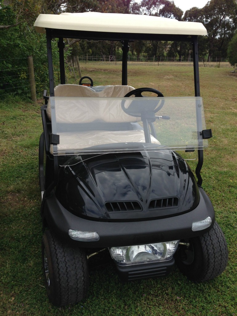 2015 Marquee Electric Golf Cart